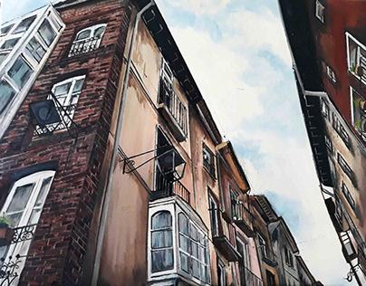Vitoria - Gasteiz Pintura