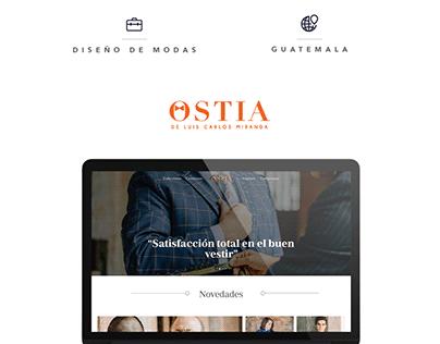 Ostia - Website