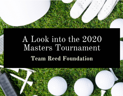 A Look Into The 2020 Masters Tournament