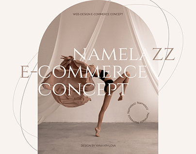 Namelazz e-commerce concept