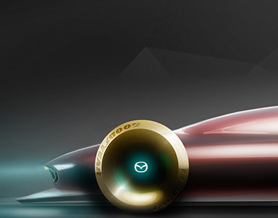 Mazda + Stark Industries