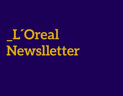 L'ORÉAL CORPORATE - Newsletter L'Oréal Informa