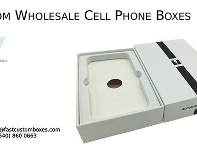 WholesaleCell Phone Rigid Boxes