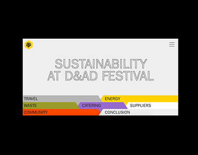 D&AD Sustainability