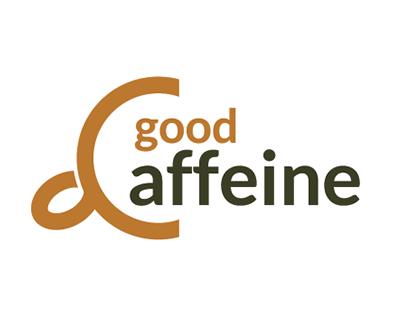 Good Caffeine branding
