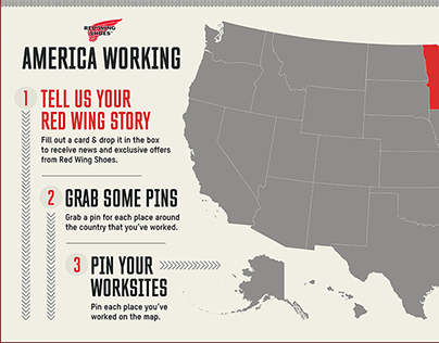 Redwing Shoes: America Working Campaign