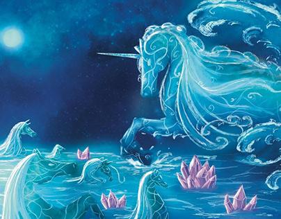 Sea horse guardians