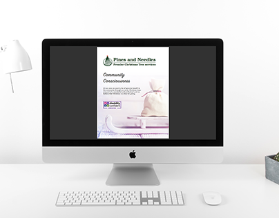 Community Consciousness Digital Brochure
