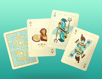 Osiris Playing Cards