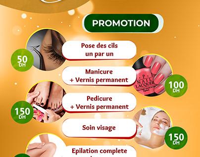 Nefertiti - Promotion Posters
