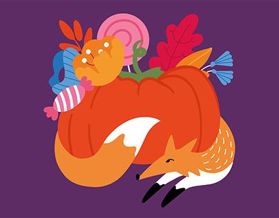 TSUM Childrens Animation, Autumn 2019