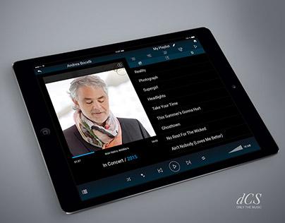 dCS Rossini Music Player App