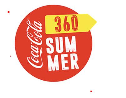 CocaCola 360º Summer