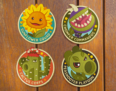 Plants VS Zombies: Garden Warfare Patches
