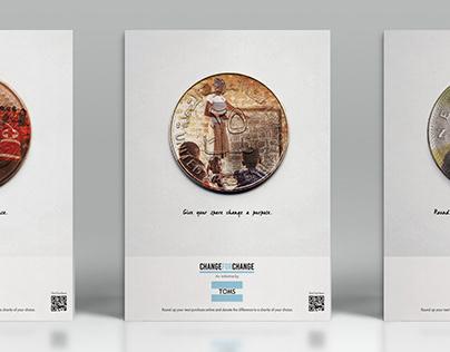 Change For Change Prints