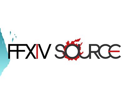 FFXIV Source Logo site & favicon