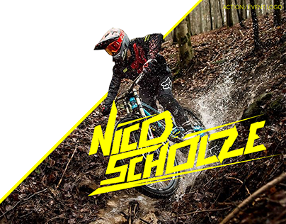 Brand Design for Nico Scholze / Slopestyle professional