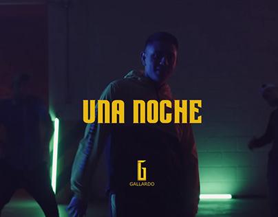 Una Noche - Video Musical