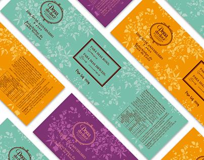 Packaging Design para Dona do Doce