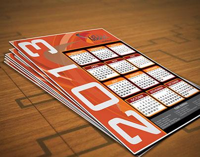 Nikkel Financial Calendar 2013