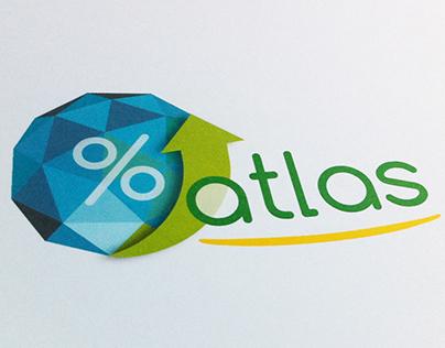 Atlas - Logo Design for Blédina