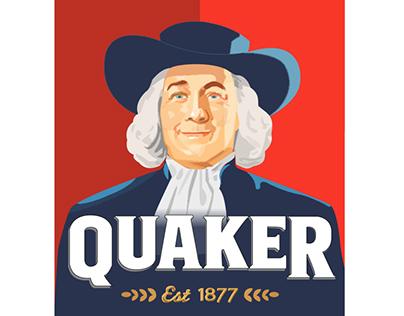 Quaker - Diseño de productos, afiches y web