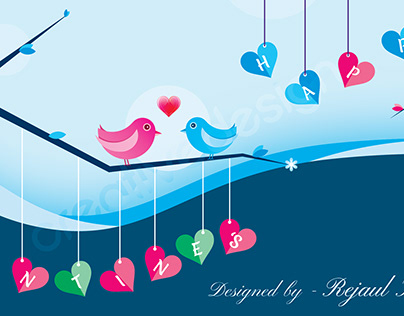 Happy Valentine's Day Facebook Cover Photo #06 Feb 2020