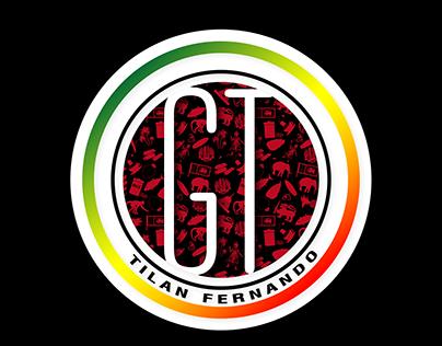 Reggae Musician Logo