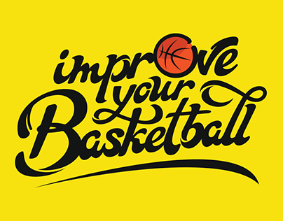 LOGO IMPROVE YOUR BASKETBALL - UNRELEASED