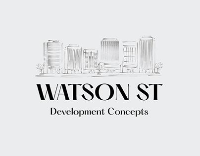 Watson Street   Property Development Design Concepts