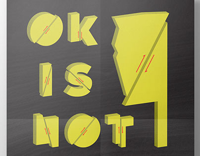 Monotype - OK Is Not Okay
