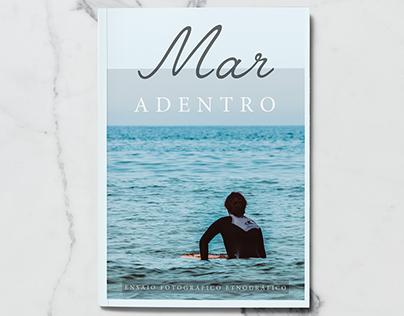 MAR ADENTRO - Ensaio Fotográfico Etnográfico