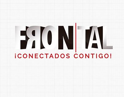 Frontal - Logotipo