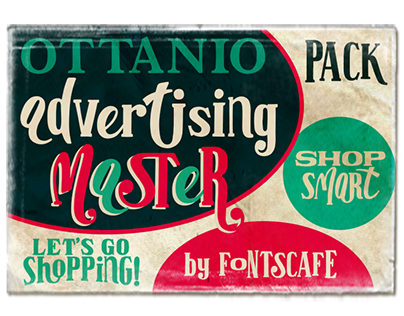 """Ottanio Advertising Master"" Pack"