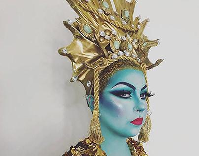 Coroa das Piranha - Carnaval 2018