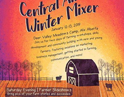 Young Agrarians Winter Mixer