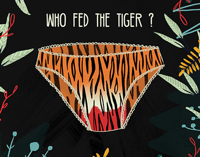 Who fed the tiger ?