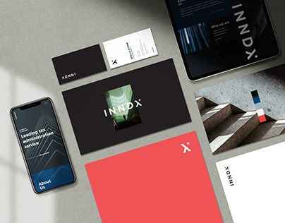 Innovise DX 360 Rebrand