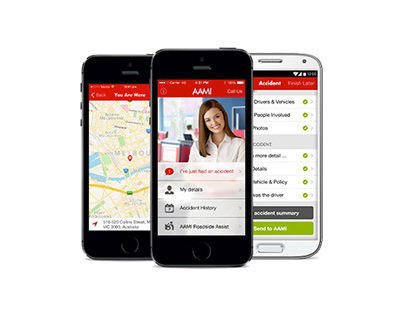 AAMI Claim Assist Mobile App