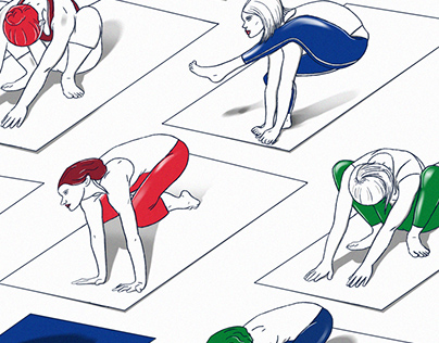 aerobics/robots