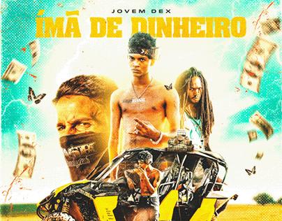 JOVEM DEX - ÍMÃ DE DINHEIRO (SINGLE COVER)