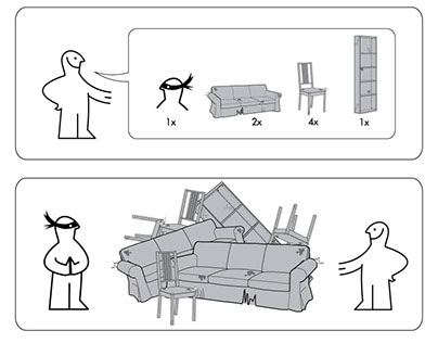 Ikea Ninja