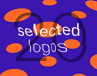 Logofolio   20 selected logos