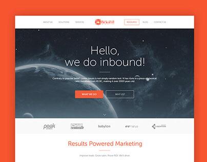 Inbound Web App