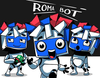 Roma Bot telegram promobot