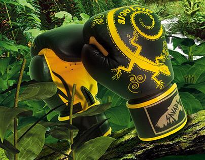 Guante Lizard / Lizard Glove
