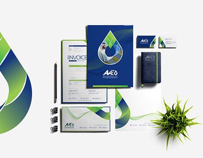 AAE Green Energy - BRANDING