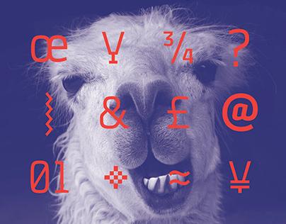Tocapu™ Typeface