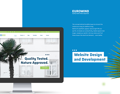 Eurowind Website
