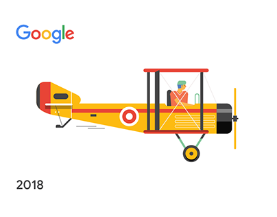 Google Indonesia | 2018 Calendar